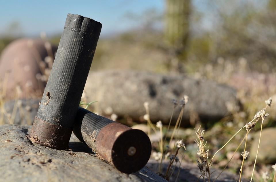 В ходе ссоры один из мужчин выстрелил в оппонента из гладкоствольного ружья