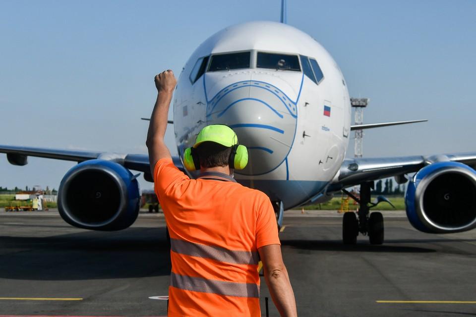 Томский аэропорт планирует увеличить количество рейсов до ежедневных.