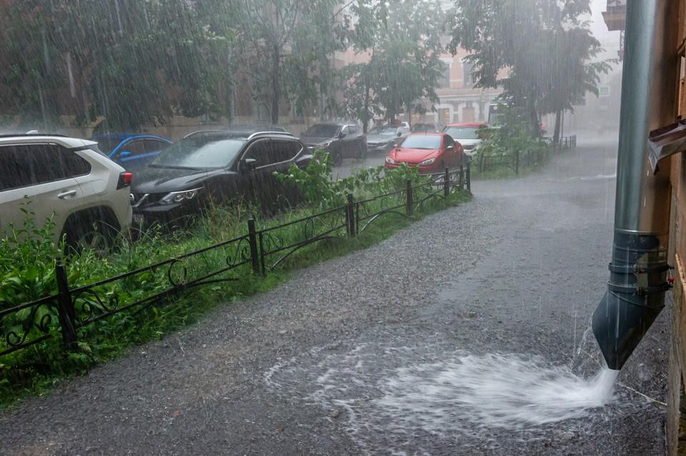 Самыми дождливыми выходные будут в Зимовниках, Казанской и Константиновске