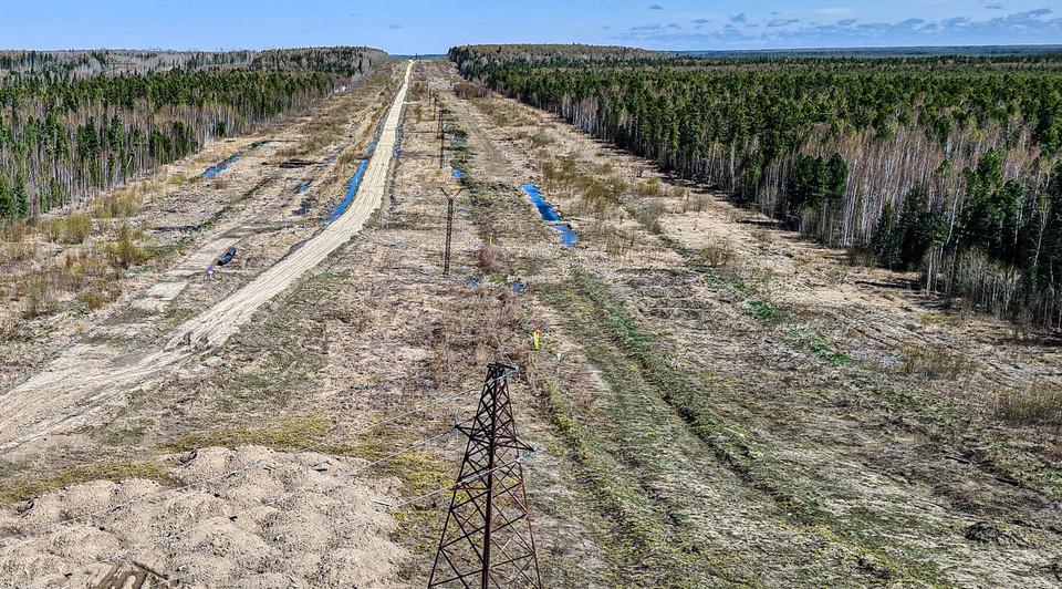 АО «Транснефть – Сибирь» завершило укладку участка подводного перехода нефтепровода через реку в ХМАО-Югре.