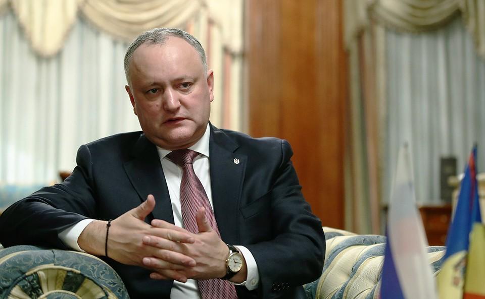 """Лидер ПСРМ заявил, что после выборов национальная программа """"Drumuri bune pentru toti"""" будет продолжена. Фото: соцсети"""