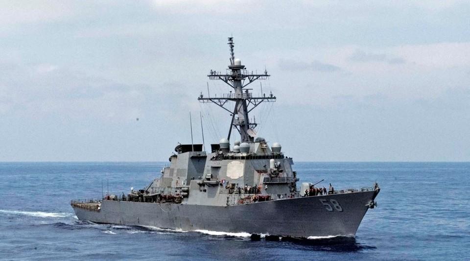 Недавно стартовали учения Sea Breeze – 2021, которые ежегодно проводятся в Черном море рядом с Крымом. Фото: Шестой флот США / Twitter.