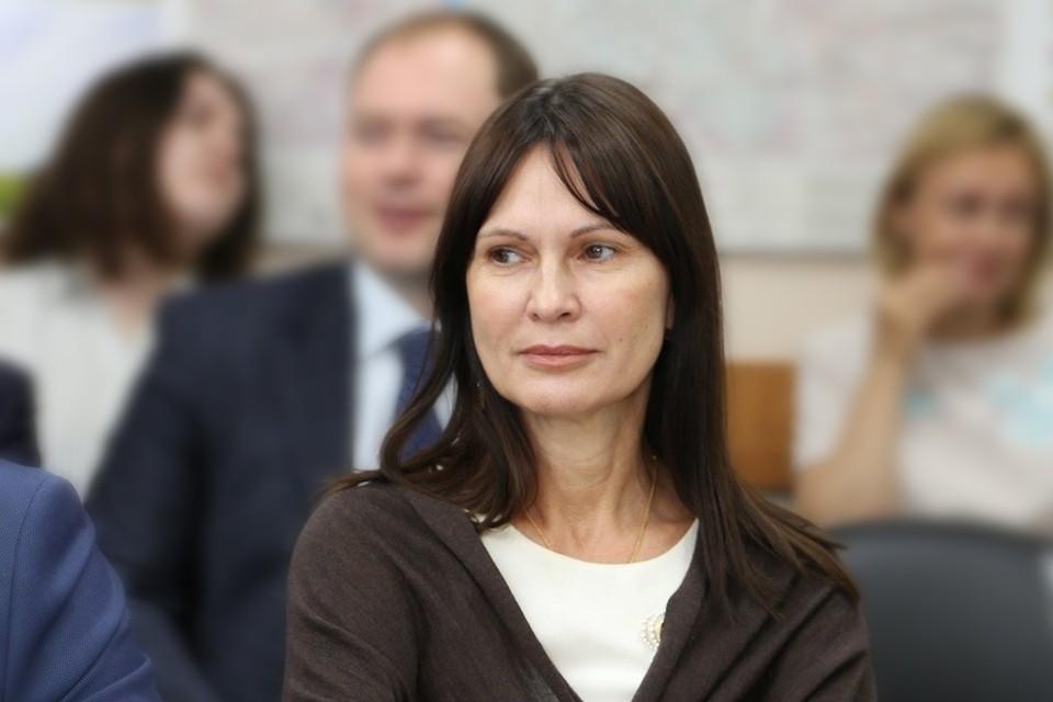 Депутат Законодательного Собрания Пермского края Наталья Луканина.