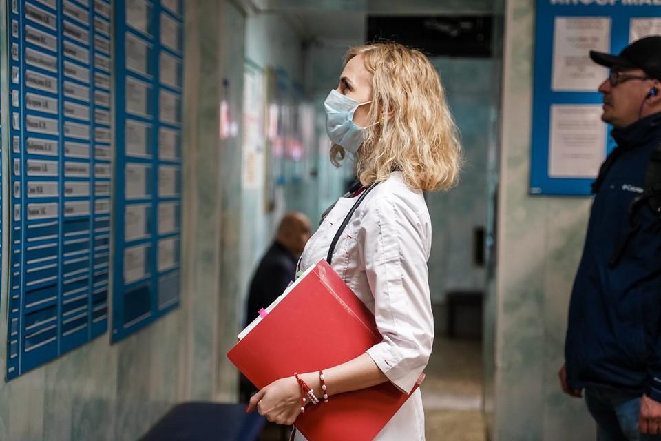 В Самарской области становится меньше новых заразившихся