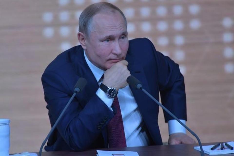 NBC анонсировал выход интервью Путина накануне встречи с Байденом