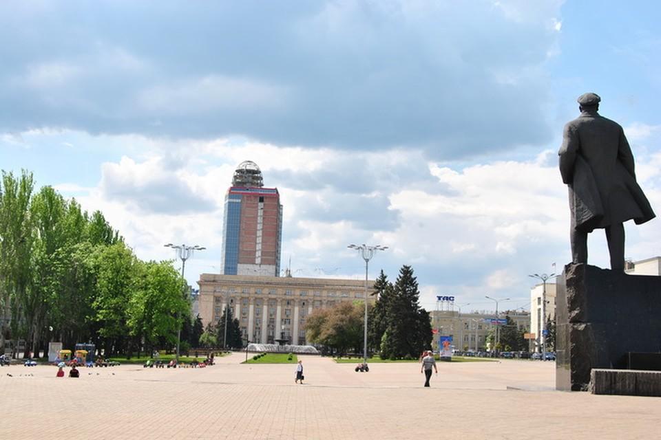 В Донецке будет тепло и дождливо