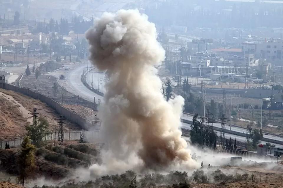 Не менее 13 человек погибли при обстреле больницы в Сирии.