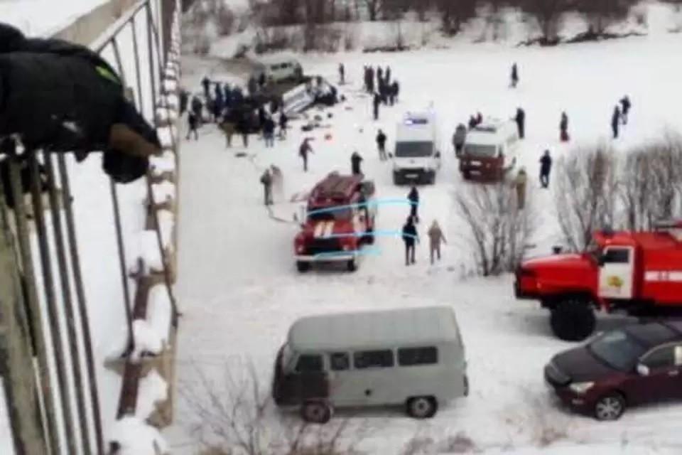 Бизнесмен осужден на 9 лет за ДТП с 19 погибшими в Забайкальском крае. Фото: пресс-служба министерства здравоохранения Забайкальского края