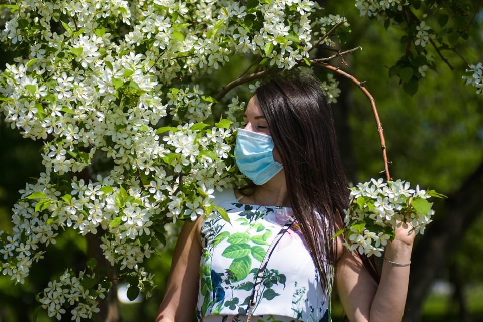 Весенний всплеск заболеваемости в Европе прошел, в России только начинается
