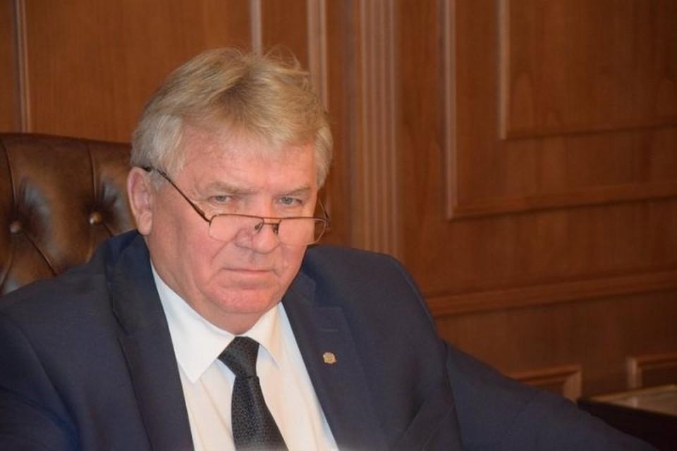 Сергей Панчин посвятил исполнительной власти Ульяновска 14 лет. Фото: мэрия Ульяновска