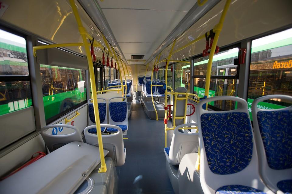 Челябинская область получит 2,3 млрд руб. на обновление парка общественного транспорта. Фото: gubernator74.ru