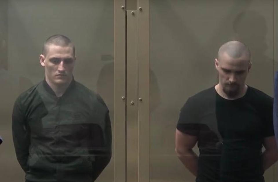 Осужденные. Фото: Краснодарский краевой суд