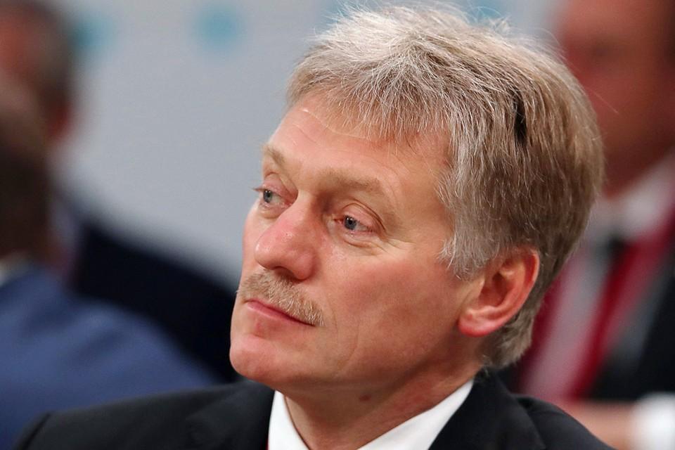 Пресс-секретарь президента - в беседе с обозревателем KP.RU Александром Гамовым