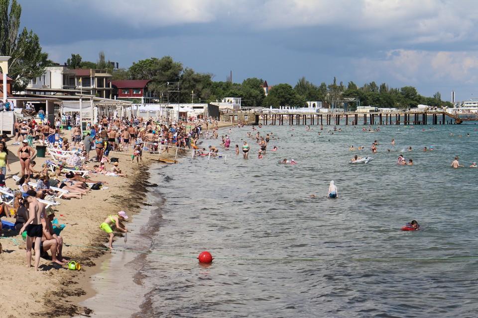 Крым пользуется популярностью у туристов.
