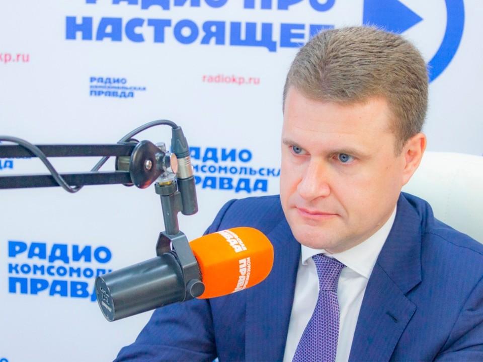По мнению министра, власти Сахалинской области своевременно подхватили глобальный тренд