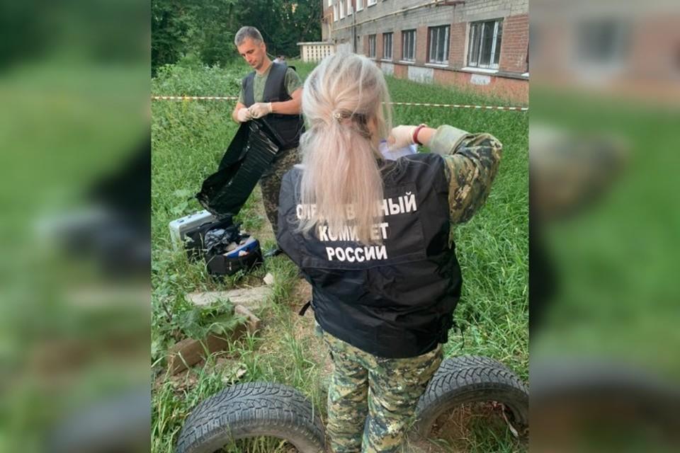 Осмотр места происшествия. Фото: СУ СКР по Пермскому краю.