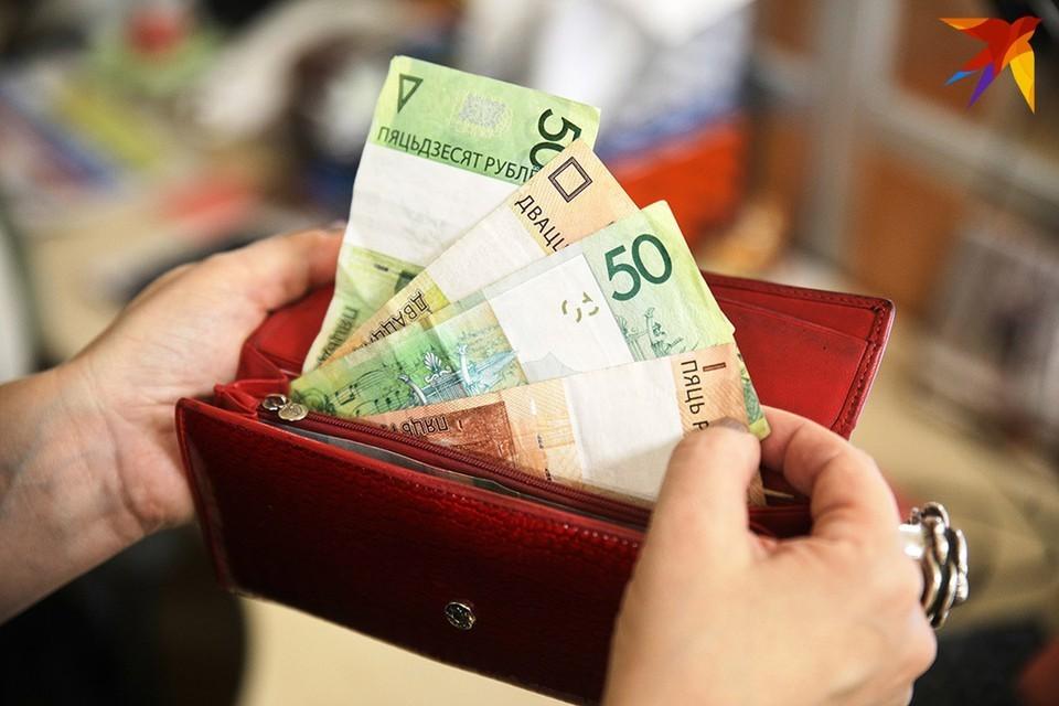 Средняя зарплата в Беларуси растет уже несколько месяцев подряд