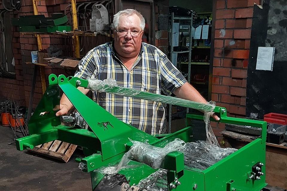Виктор Викторович уже тридцать лет занимается бизнесом в Челябинске. Фото: предоставлено героем.