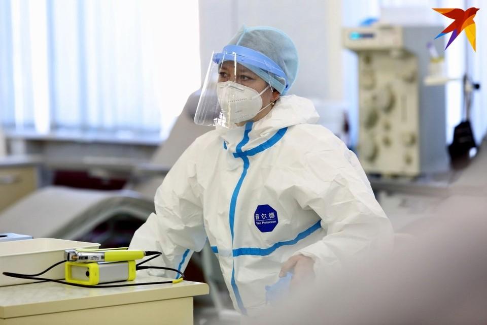Медики установили, как может проявляться штамм коронавируса «дельта»