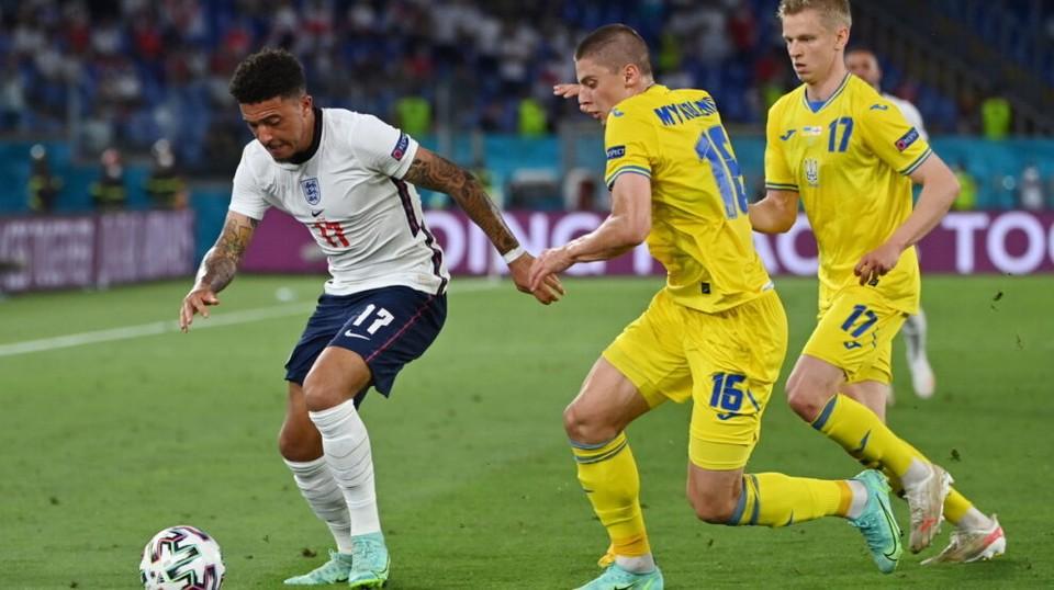 Англия за пять матчей не пропустила ни одного гола. Фото: Reuters