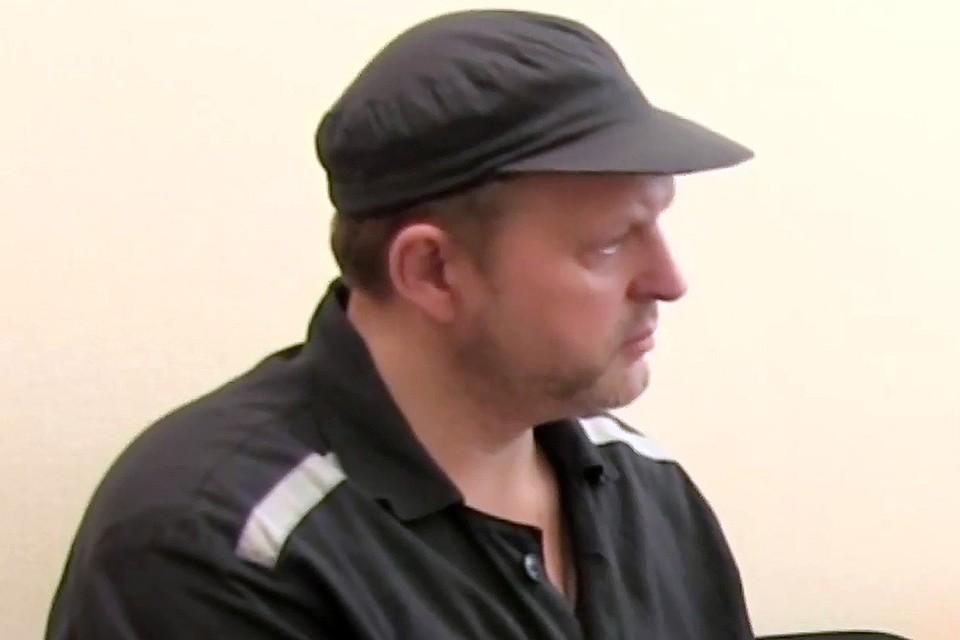 Бывший губернатор Кировской области Никита Белых во время допроса 6 июля 2021 г. Кадр из видео СК РФ.