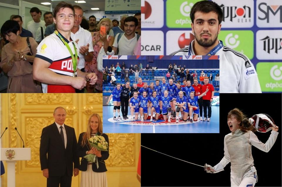 Помимо 16 спортсменов, которые официально представляют наш регион, на Олимпиаде выступят и другие представители Дона