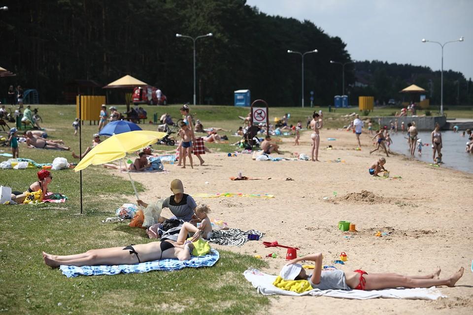 До +32°С ожидается в Беларуси 8 июля.