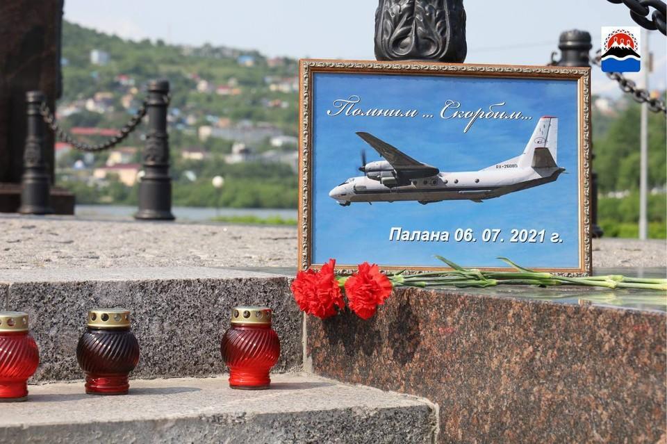 Полная хронология событий крушения самолета Ан-26 на Камчатке 6 июля 2021 года