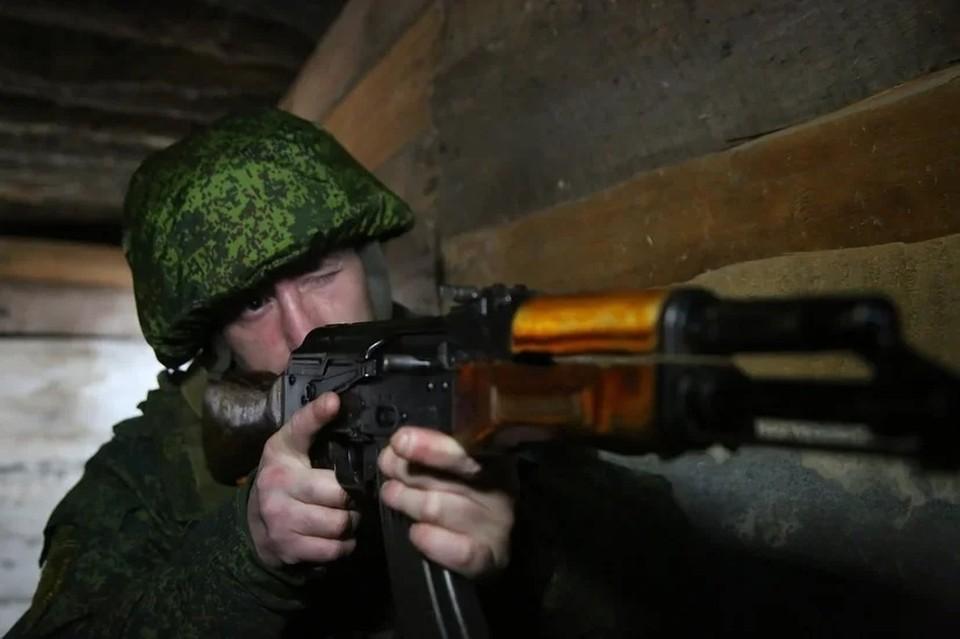 Ответный огонь был открыт из незапрещенного Минскими соглашениями вооружения (архивное фото)