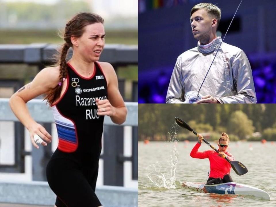 Только три спортсмена будут представлять Саратовскую область на Олимпиаде в Токио