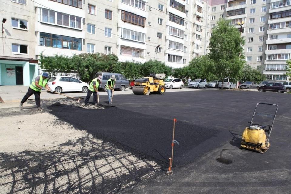 В Иркутске строят и ремонтируют 44 спортобъекта.