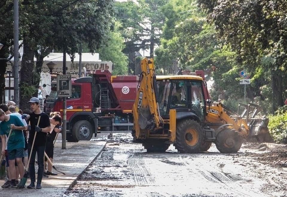 Движение общественного транспорта в городе постепенно восстанавливают. Фото: Янина Павленко / Facebook