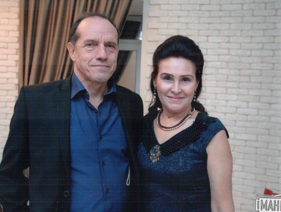 Александр и Валентина в браке уже 45 лет. Фото из семейного архива Максимовых