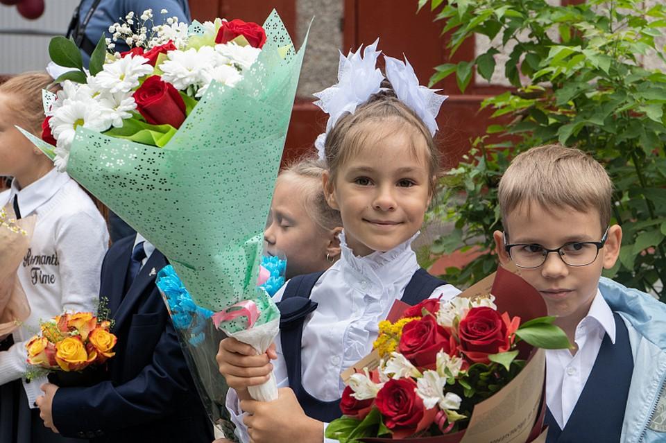 7,5 тысяч первоклашек зачислены в Хабаровские школы