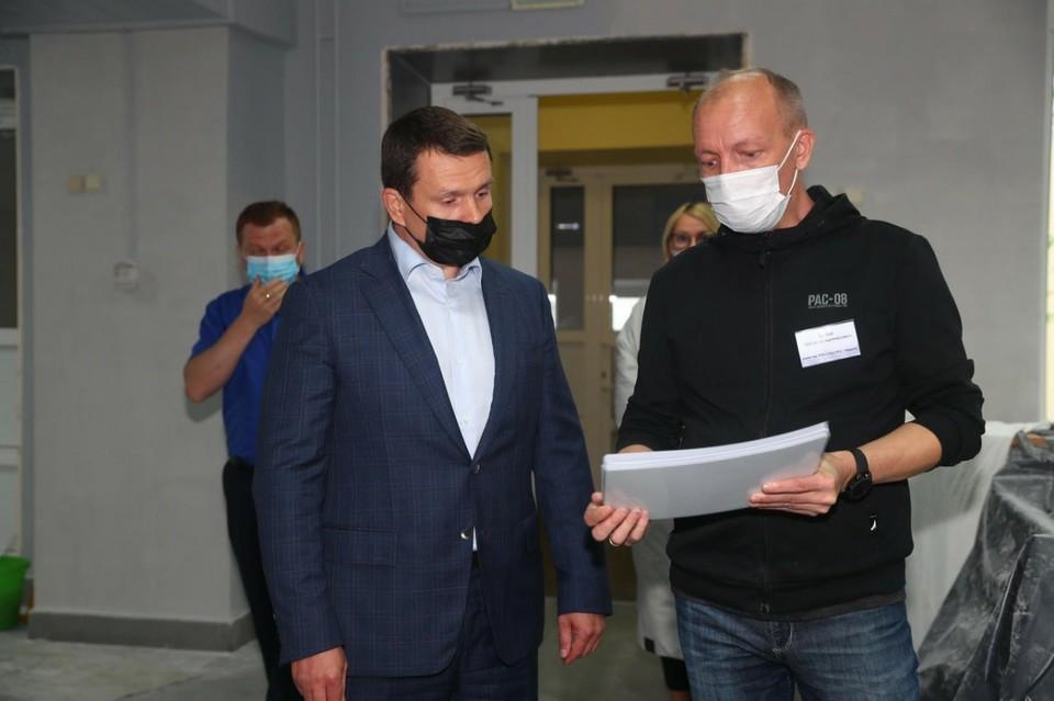 Фото: личная страница Дмитрия Жаромских в соцсети