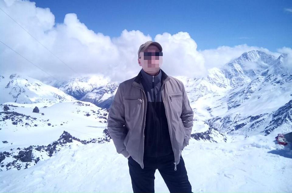 48-летний Сергей является инвалидом первой группы в связи с проблемами со зрением. Фото: соцсети