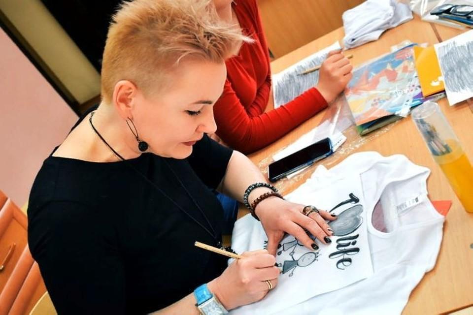 Елена Сидоренко - равный консультант в Ярославле. ФОТО: группа «Я люблю жизнь_Ярославль» ВКонтакте