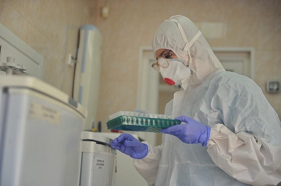За все время в республике инфекцию обнаружили у 22 906 человек.