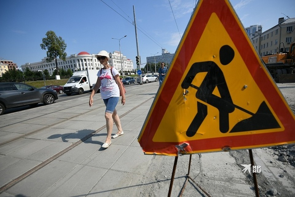 Проезд на развязке Луганской и Объездной будет закрыт больше месяца