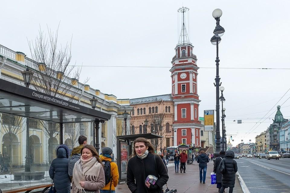 Думскую башню откроют к 30-летию переименования Ленинграда в Петербург.