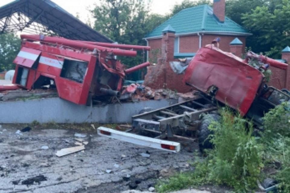 Двое пожарных погибли в ДТП под Хабаровском