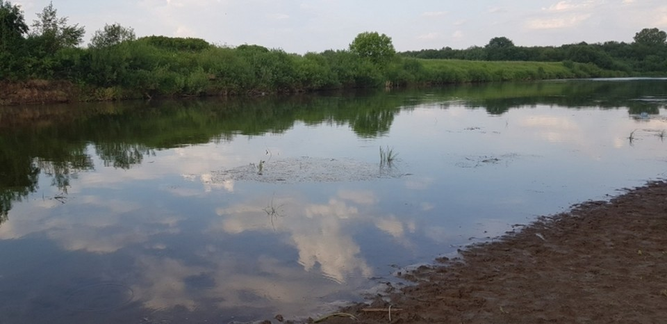 Мама и дочка утонули в реке Ния. Фото: СКР по Пермскому краю.