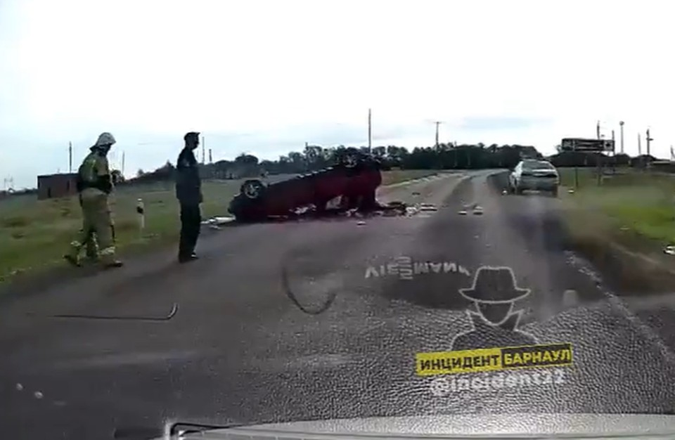 Скриншот видео vk.com/incident22