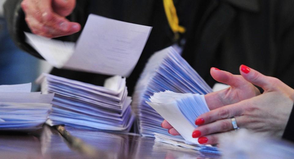 Подсчет голосов еще идет. Фото: соцсети