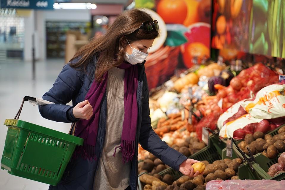 Рост цен на продукты ускоряется.