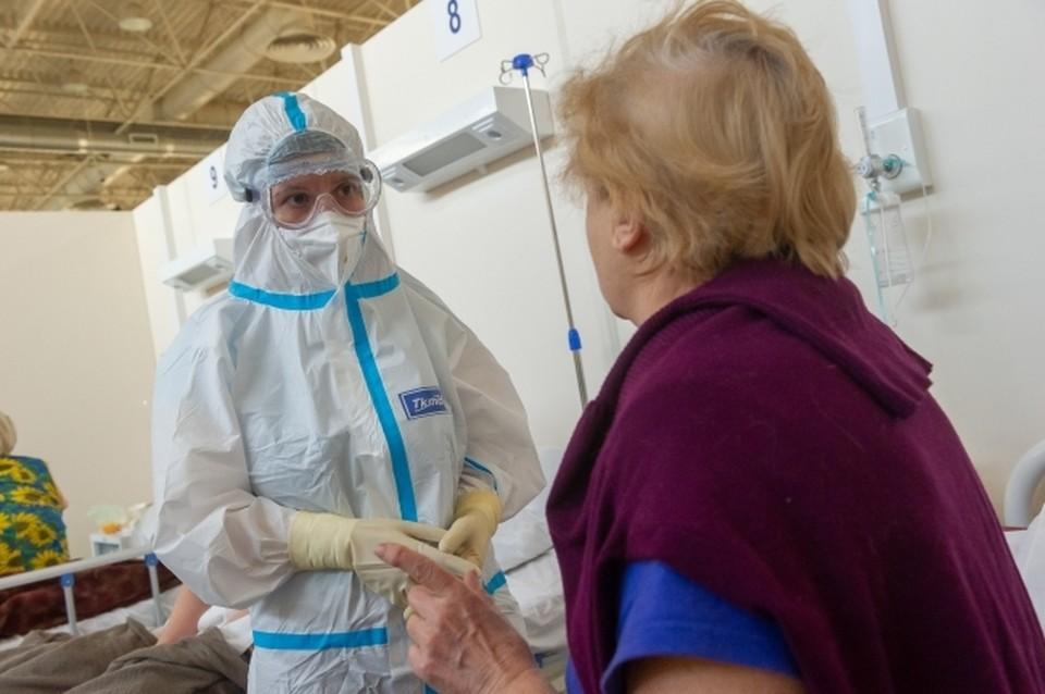 В Ростовской области коронавирусом заразились еще 316 человек