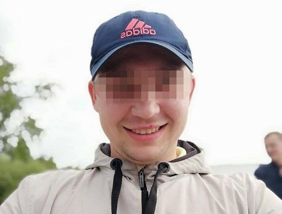 Константин Пугач скончался в больнице. Фото: личная страница Вконтакте.
