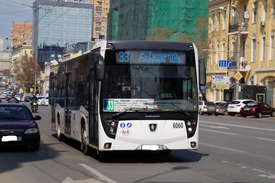 Ростовчане пожаловались на работу общественного транспорта