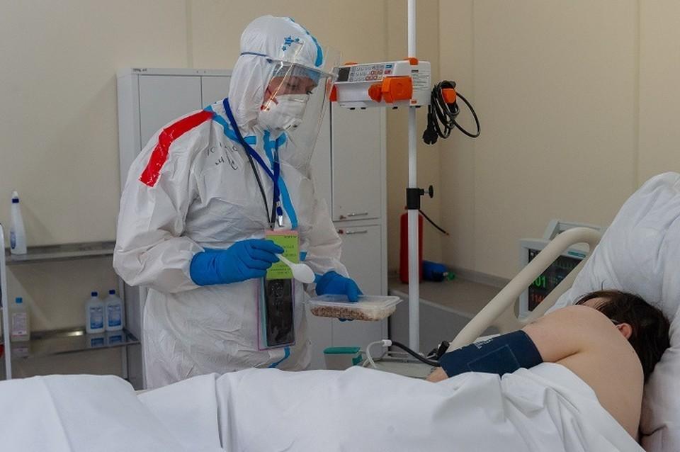 Ситуация с коронавирусом в Свердловской области осложняется с каждым новым днем