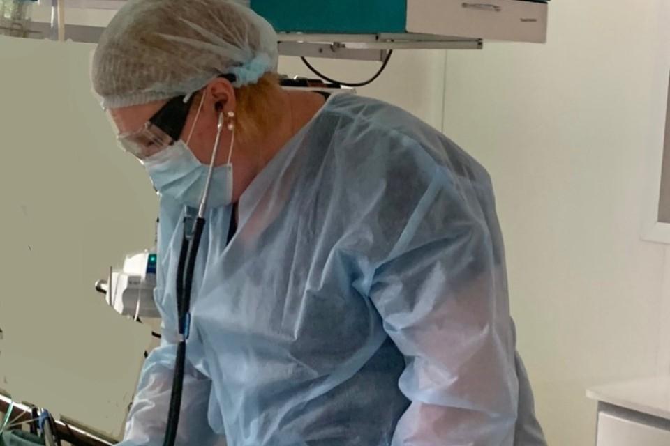 Поражение 70% легких и температура под 40: врачи из Бурятии спасли 9-летнюю девочку с коронавирусом и пневмонией. Фото: ДРКБ